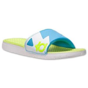 Sandalias Nike Kd.kevin Durant Modelo Exclusivo Talla 10 Us