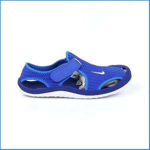 Sandalias Nike Sunray Protect 4 Para Niños Tallas 28-34