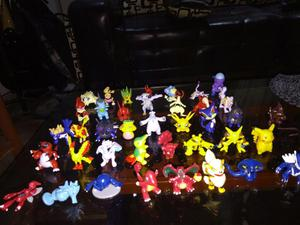 Vendo Figuras D Pokemon 3 Soles Cada Una