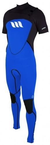 Wetsuit Neopreno West Lotus 2/2mm Front Zip Lima - Barranco