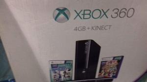 Xbox 360 Nuevo En Caja Sellada 4gb + 2 Juegos
