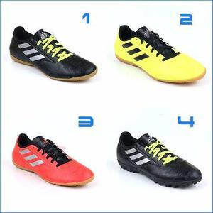 Zapatillas adidas para fulbito grass sintético y futbol 8ab006ffc4d41