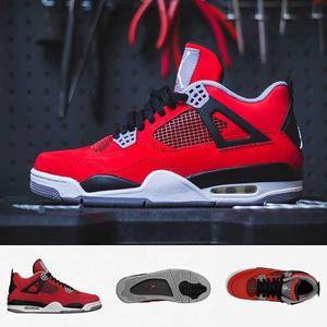 Zapatillas Nike Air Jordan 4 Retro | Toro Bravo 100 Original