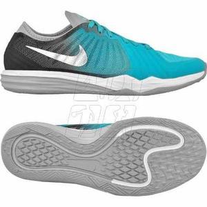 Zapatillas Nike Dual Fusion Tr 4 Print 2016 Mujer Original