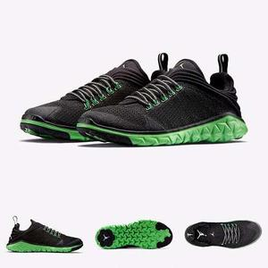 Zapatillas Nike Jordan Flight Flex Trainer | Negro Basketbal