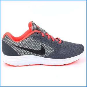 Zapatillas Nike Revolution 3 Para Hombre En Caja Ndph
