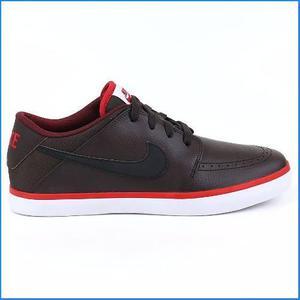 Zapatillas Nike Suketo 2 Urbanas Originales De Cuero Ndph