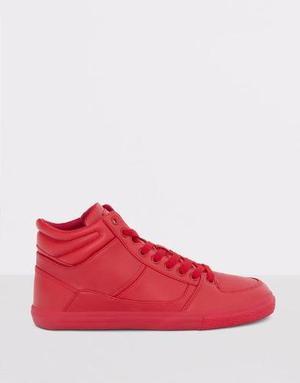 Zapatillas Pull & Bear - Talla 45 - Rojo Adidas Nike Puma