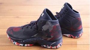 Zapatillas Under Armour Basketball Curry. Entrega Inmediata