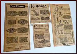 Dante42 Publicidad Antigua Retro Joyas Joyeria 1927
