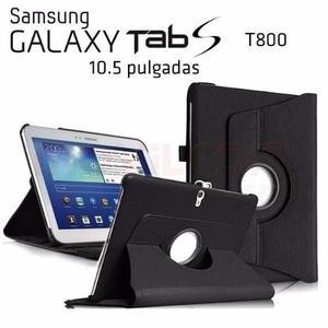 Funda Estuche De Cuero Para Samsung Tab S Y Tab 4 De 10.1