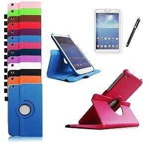 Funda Estuche Protector De Cuero Samsung Galaxy Tab 3 8.0 8