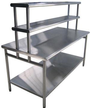 Mesas de trabajo acero inoxidable posot class - Mesa de trabajo acero inoxidable ...