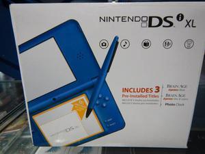 Nintendo Dsi Xl + 120 Juegos Zf