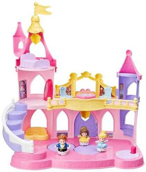 Palacio Baile De Princesas Little People Fisher Price Sellad