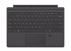 Teclado Type Cover 4 Para Surface Pro 4 Y 3 Lector Huellas