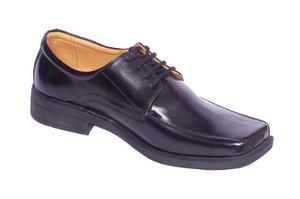 Zapatos De Vestir - Para Hombre De Cuero Color Negro