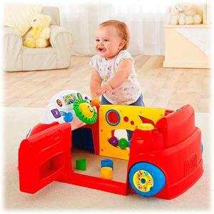 Auto Musical Crece Conmigo Fisher Price +de 75cancion