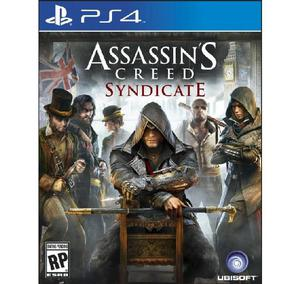 Cambio Assassins creed Syndicate ps