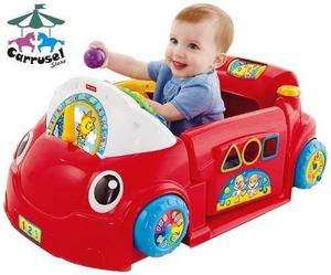 Carrito Auto De Aprendizaje - Conmigo Fisher Price Carruks