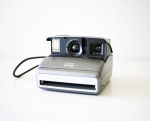 Cámara Instantánea Polaroid One 600 Classic