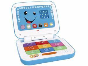 Fisher Price Laptop De Actividades Crece Conmigo Azul