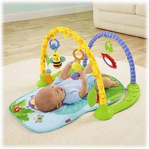 Gimnasio Para Bebés - Link Play Musical Gym Fisher Price