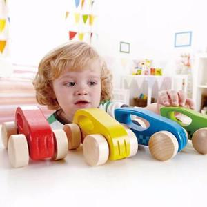 Nuevo Auto De Carrera Pequeño Kiddy House Hape Bebe Niños