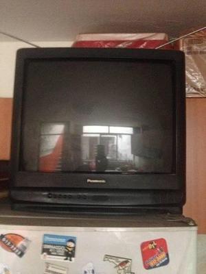 Oferta Televisor Convencional Panasaonic De 21 Perfecto