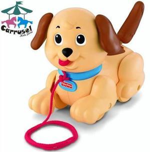 Pequeño Snoopy Perro Estimulación Bebe Fisher Price