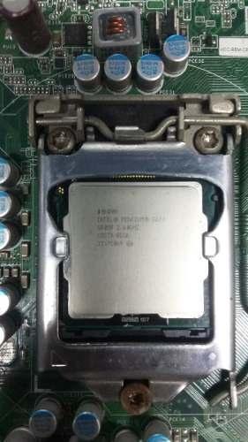 Procesador Intel Pentium G620 2.60ghz De Segunda Generacion
