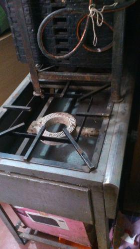 Remato Cocina Industrial Y Semi Industrial 3 Hornillas