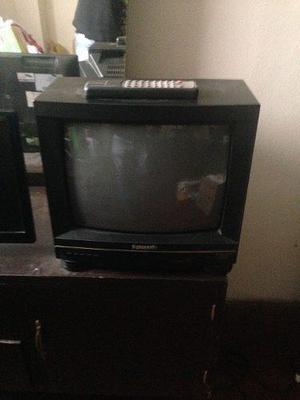 Remato Tv Panasonic Convencional Perfecto Estado.