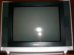 Samsung Cl21m40mq Televisor 21 100% Operativo Como Nuevo !!