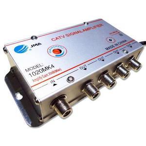 Amplificador de se al de cable 6 salidas posot class - Amplificador senal tv ...