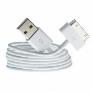 Cable De Carga Y Datos Para Iphone 4,4s Original Apple