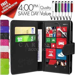 Estuche Custodia Funda Nokia Lumia 920 Varios Colores