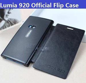 Estuche Funda Para Nokia Lumia 920 A Fliper Colores Stock