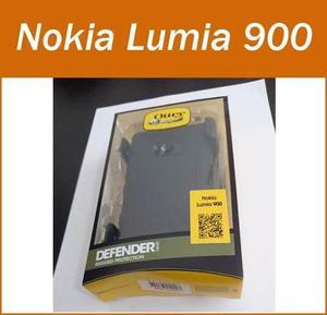 Estuche Otterbox Defender Para Nokia Lumia 900 Nuevo
