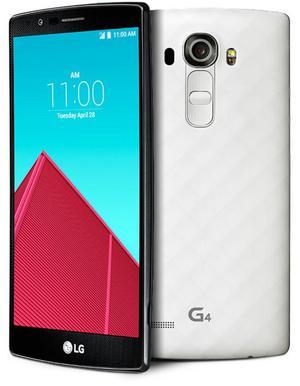 Lg G4 con 2 Meses de Uso Color Blanco