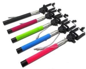 Monopod Selfie Stick Con Cable - Palo Para Selfie Con Cable