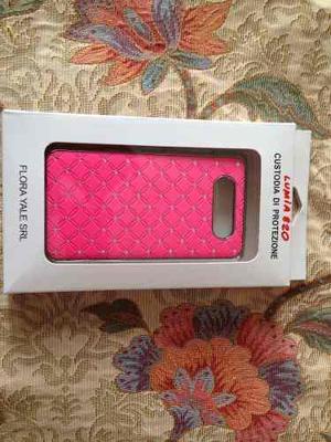 Pedido Case Estuche Protector Nokia Lumia 820 Fashion Rosado