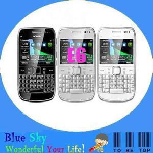 Pedido Nokia E6 Libre De Fabrica Nuevo En Caja Con Garantia