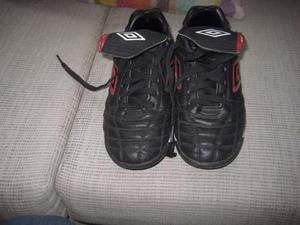 Zapatillas De Futbol Umbro Para Niño Talla 36