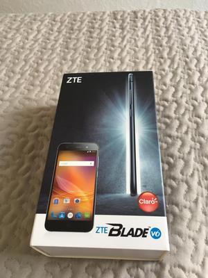 Zte Blade V6 Nuevo 4G Caja Sellada COLOR GRIS