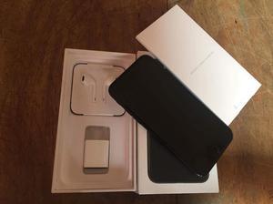 iPhone 7 Black 32Gb Libre de Todo Cambio
