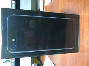 iPhone  gb jet black nuevo en caja sellada