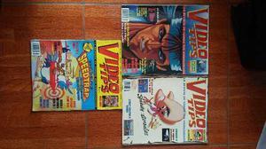 Antiguas Revistas De Juegos Nintendo