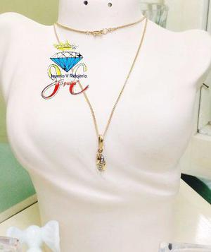 a04a38c6048d Cadena de oro fino 18k lomo corvina sindije mujer 5.5g mod 6