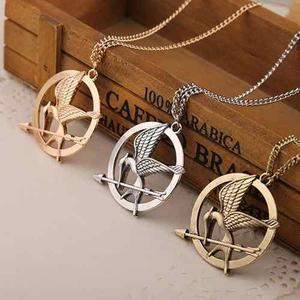 Collar Sinsajo Juegos Del Hambre / Hunger Games Mockingjay